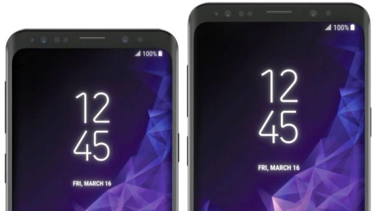 Galaxy S9'un görüntüleri sızdı!