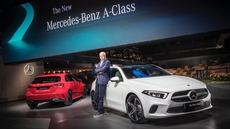 Yeni Mercedes A Serisi tanıtıldı!
