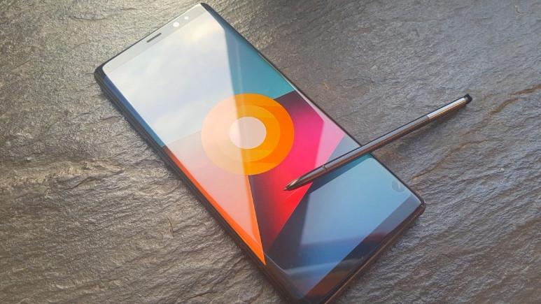 Android 8.0 Oreo, Note 8'de nasıl görünecek?