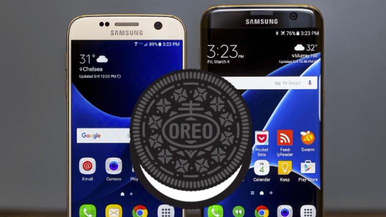 Galaxy S7 için Android Oreo müjdesi!