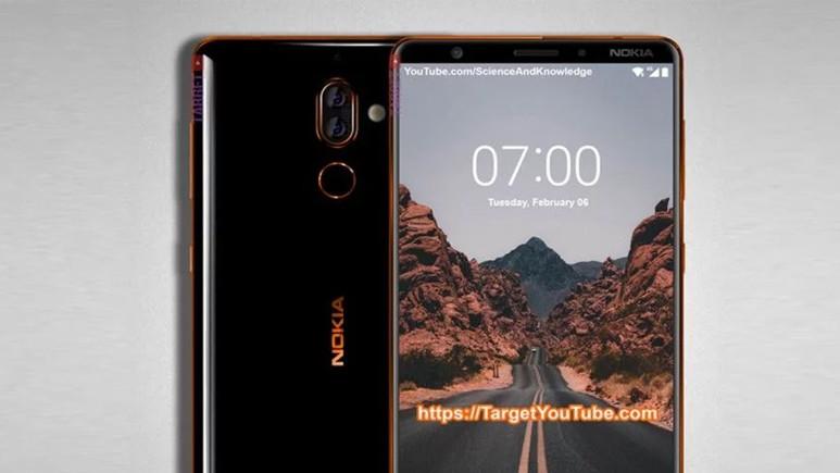 Çarpıcı tasarımıyla Nokia 7 Plus!