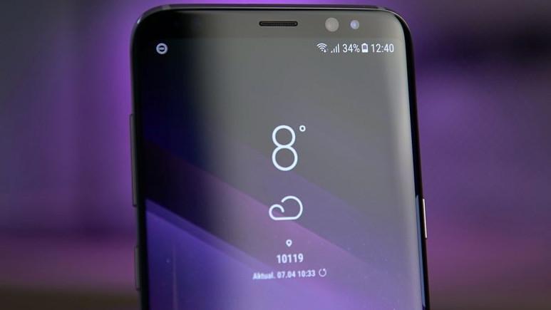 Galaxy S8 için Android Oreo yayınlandı!