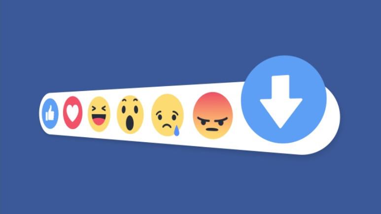 Facebook'a beğenmeme tuşu geliyor!