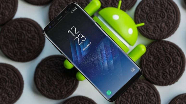 Galaxy S8 Android Oreo - Nougat arayüz karşılaştırması
