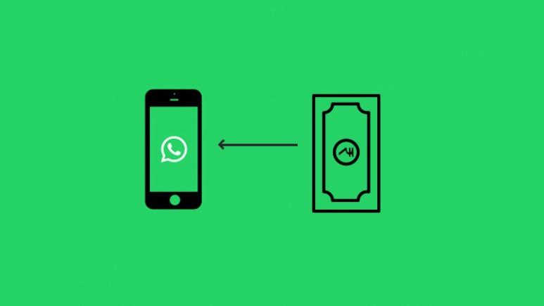 WhatsApp ile para isteme özelliği Türkiye'ye geliyor!