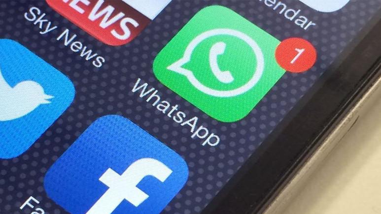 WhatsApp'ta aramalar arasında geçiş kolaylaştı!