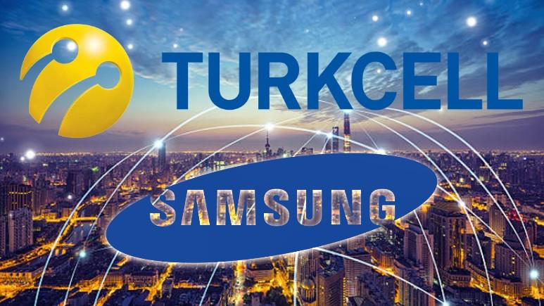 Turkcell ve Samsung 5G için güçlerini birleştiriyor
