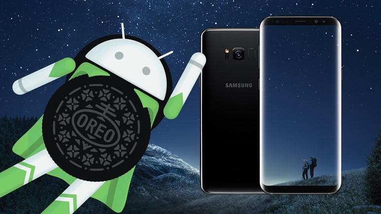 Galaxy S8 için Oreo güncellemesi durduruldu!