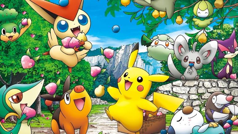 8. nesil Pokemon'lar sızdırıldı!