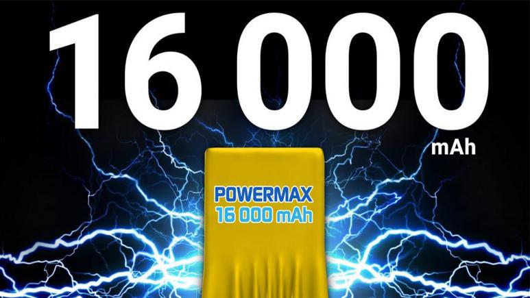 16.000 mAh pile sahip akıllı telefon geliyor!