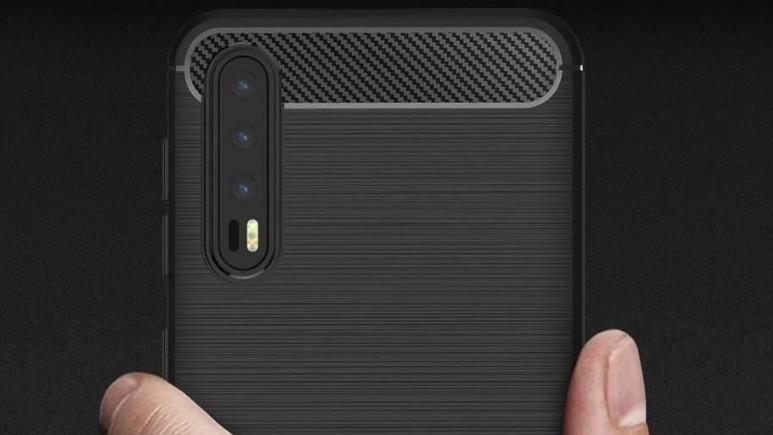 Üç kameralı Huawei P20 Pro'nun resmi görüntüsü sızdı