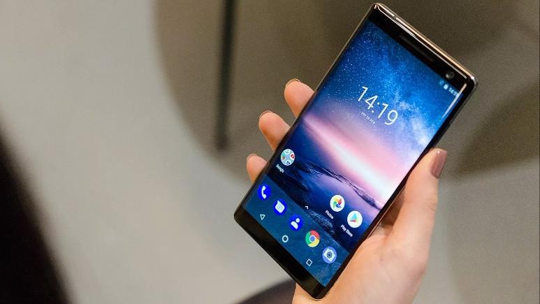 Nokia 8 Sirocco tanıtıldı!