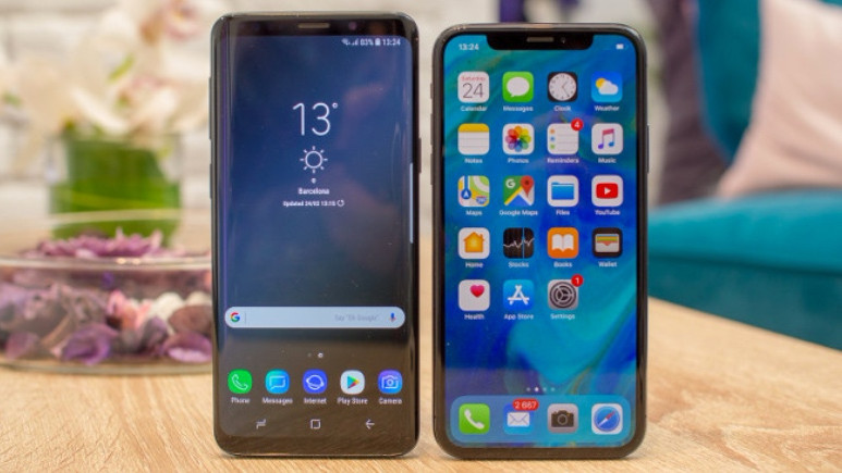 Galaxy S9, iPhone X'dan yavaş!