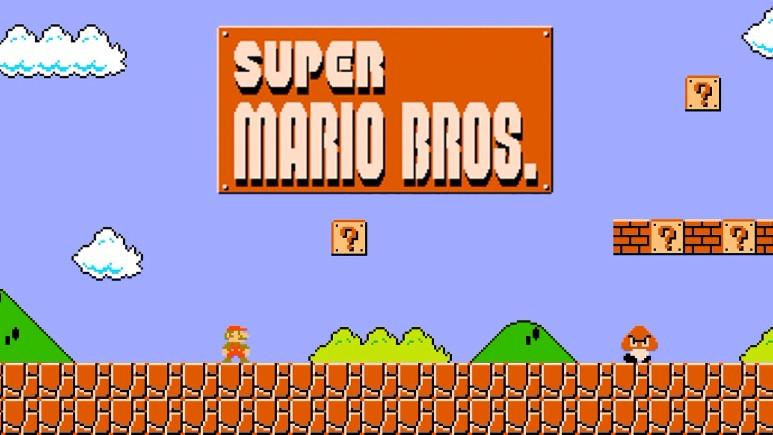 Super Mario Bros. rekoru kırıldı!