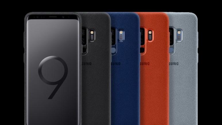 Galaxy S9'un resmi aksesuarları açıklandı