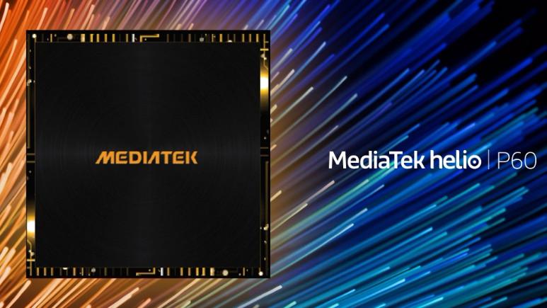 MediaTek Helio P60 tanıtıldı!