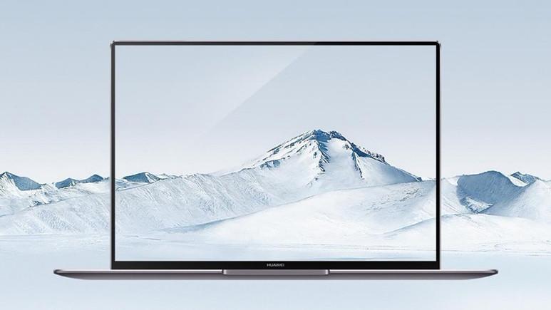 Huawei'den Premium dizüstü bilgisayarı!