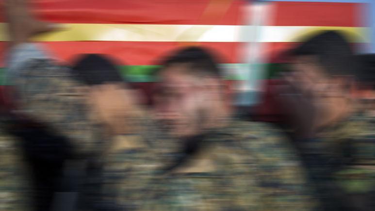 Sony fotoğraf ödüllerinde YPG skandalı