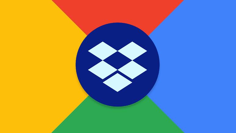 Dropbox ve Google işbirliği yaptı!