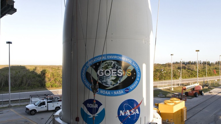 NASA, dünyanın en gelişmiş meteoroloji uydusunu yörüngeye fırlattı!
