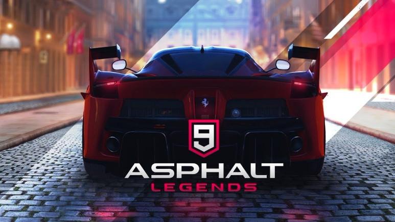 Asphalt 9: Legends geliyor!