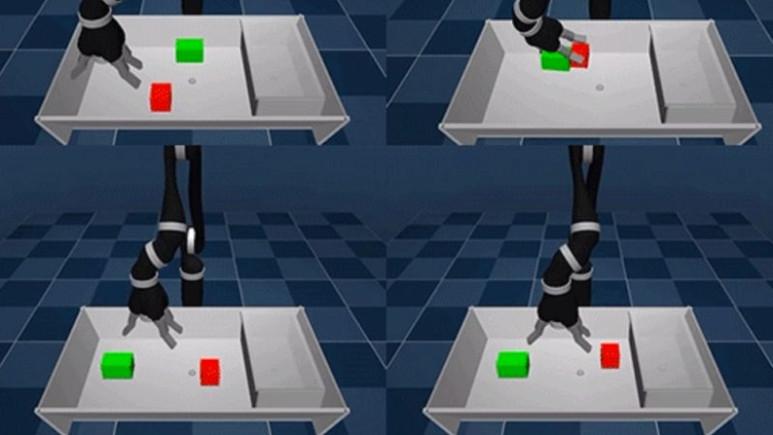 Google'ın yapay zeka robotu kendini eğitti!