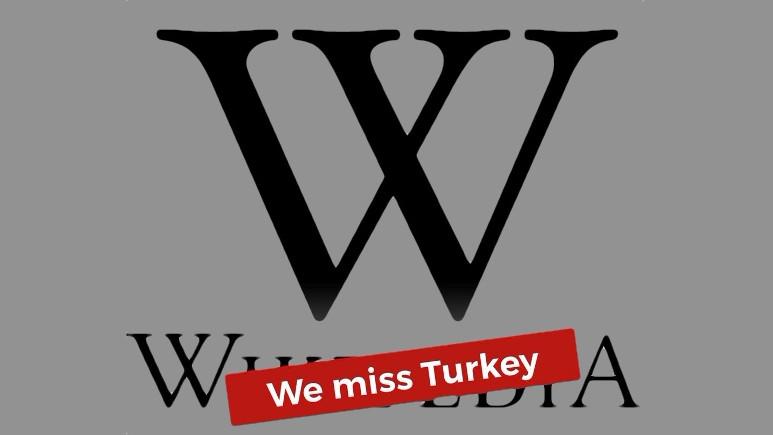Wikipedia, Türkiye'yi özlemiş