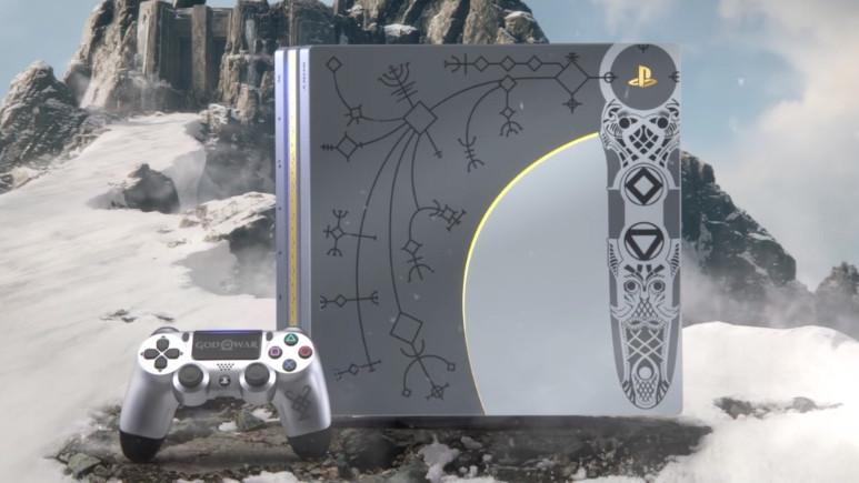 God of War temalı PS4 Pro duyuruldu!