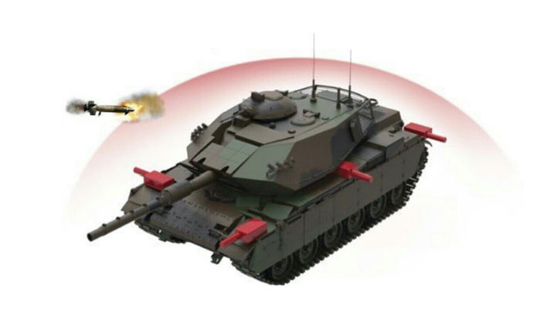 Afrin'de tankları PULAT koruyacak