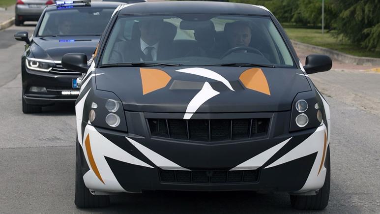 Yerli otomobil Cenevre Otomobil Fuarı'nda tanıtılabilir!