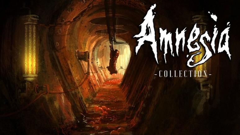 Amnesia Collection, Steam'de kısa süreliğine ücretsiz!