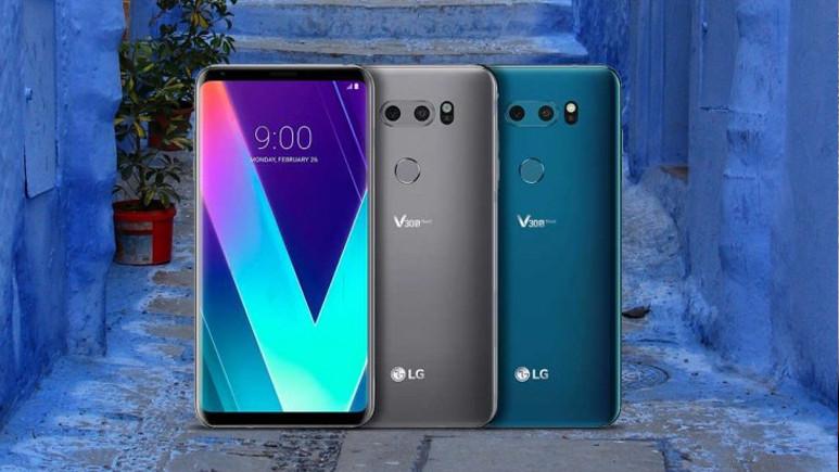 LG V30S ThinQ fiyatı iPhone X ile yarışıyor