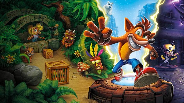 PC için Crash Bandicoot N. Sane Trilogy geliyor!