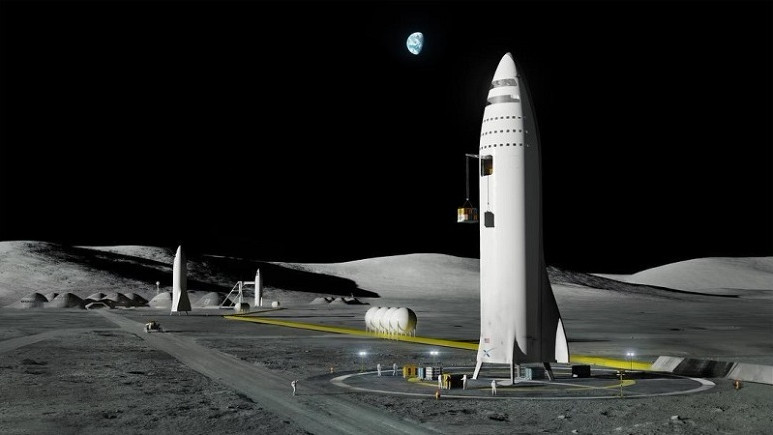 SpaceX'in yeni Mars projesi 2019'da hayat bulacak!