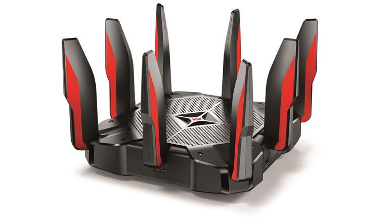 Oyunlara özel router: TP-Link Archer C5400X