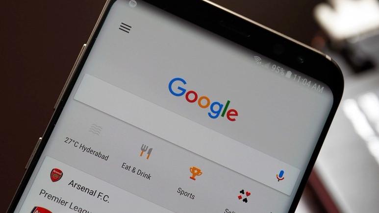 Google mobil arayüzünü yeniliyor