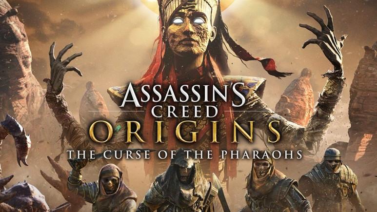 Assassin's Creed Origins: The Curse of the Pharaohs duyuruldu!