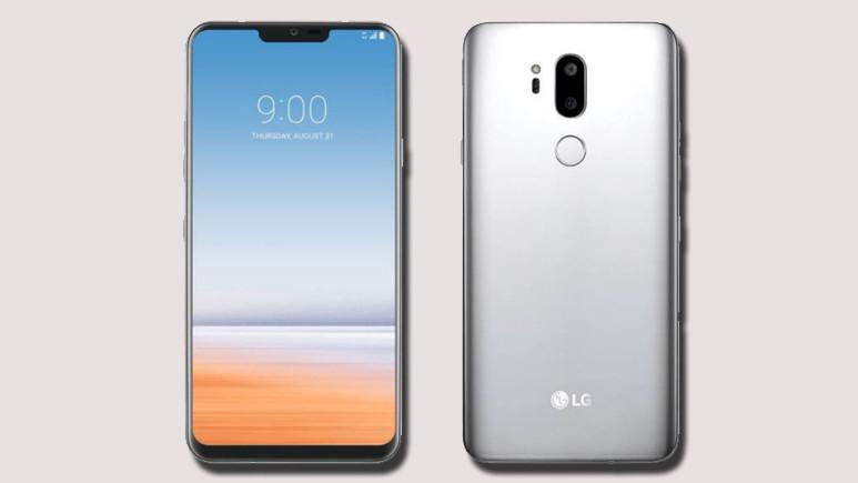 LG G7'nin posteri sızdırıldı