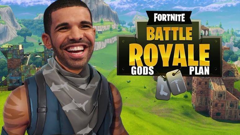 Drake Fortnite ile Twitch'te rekor kırdı!