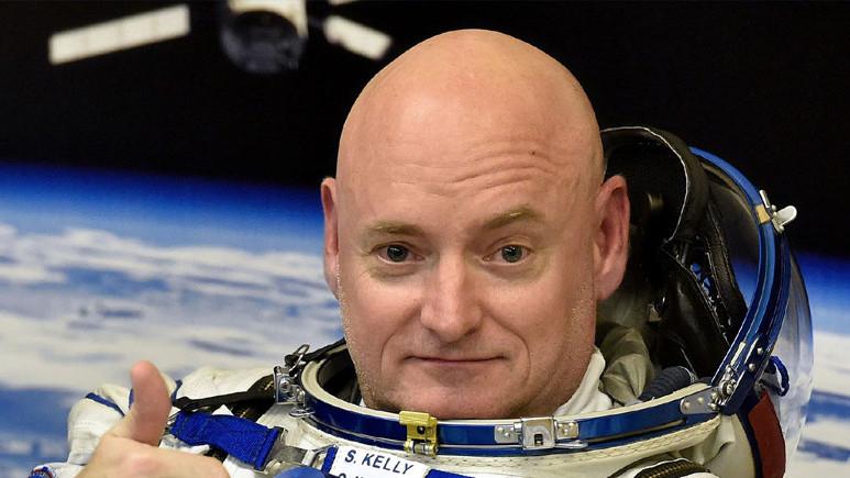 Uzayda kalmak astronotların DNA'sını bozuyor!