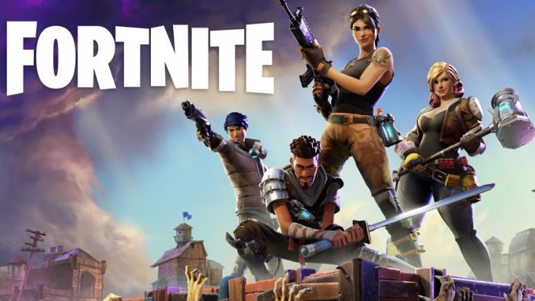 Ünlüler ile oyuncular Fortnite oynayacak!
