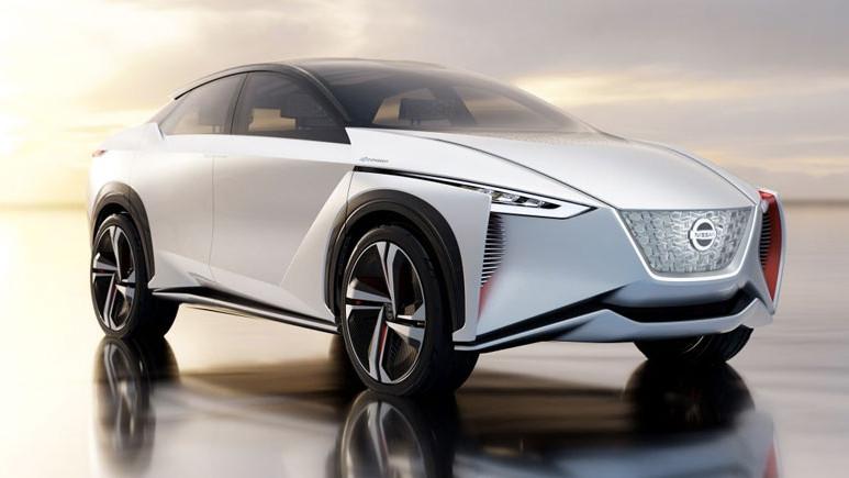 Nissan'ın konsept arabası yola çıkacak
