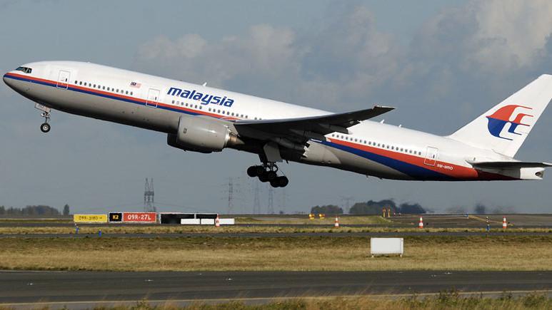 Malezya uçağını Google Maps buldu iddiası