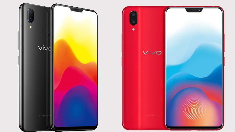 Ekran altı parmak izi tarayıcılı Vivo X21 tanıtıldı