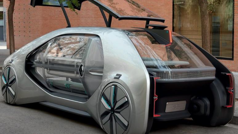 """Renault, EZ-GO"""" konsepti"""