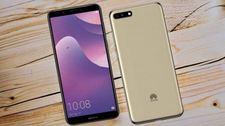 Huawei, Y6'nın 2018 modelini tanıttı!