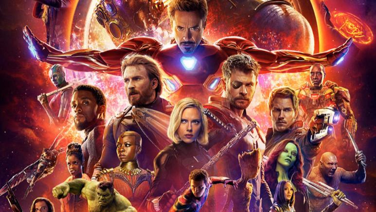 Avengers: Infinity War üzecek!