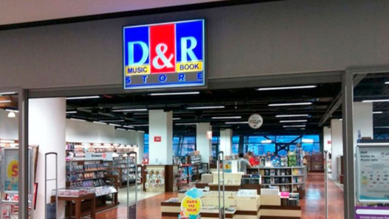 D&R Sabah grubuna satıldı