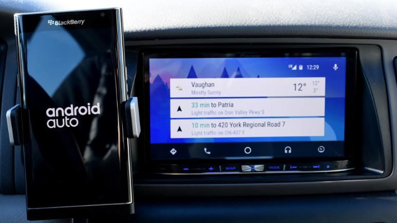 Android Auto Wirelles çıktı!