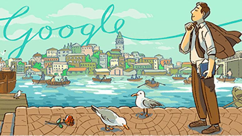 Orhan Veli neden Doodle oldu?